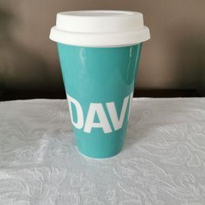 David's Tea Tumbler Mug